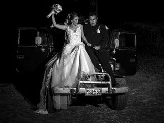 El matrimonio de Vanessa y Alexander