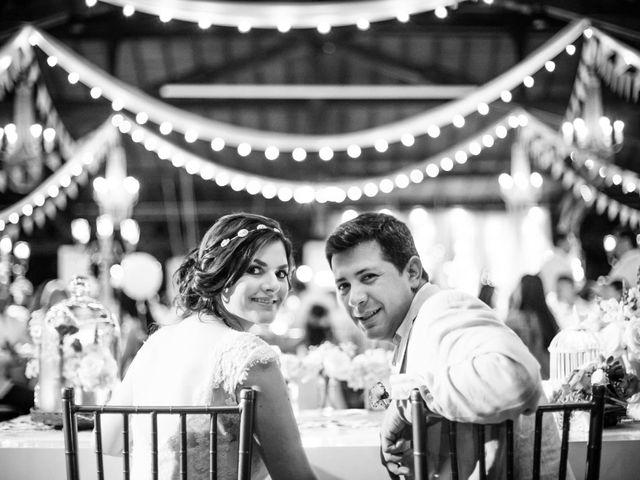 El matrimonio de Marcela y Armando