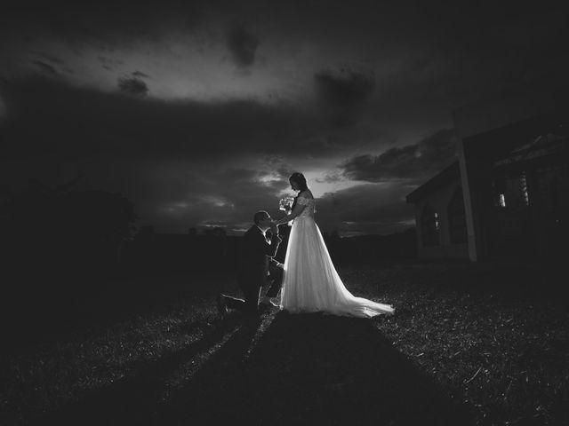 El matrimonio de Cristian y Sofía
