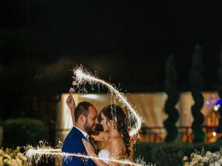 El matrimonio de Viviana  y Belky 2