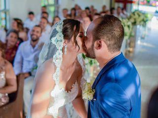 El matrimonio de Viviana  y Belky 3