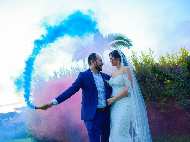 El matrimonio de Viviana  y Belky
