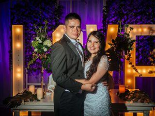 El matrimonio de Paula y Andrés