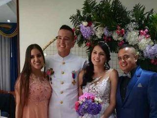 El matrimonio de Jenifer y Italo 1