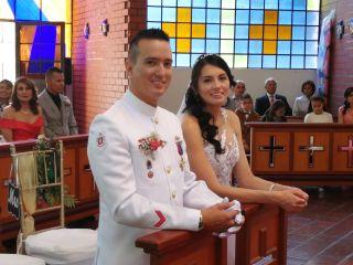 El matrimonio de Jenifer y Italo