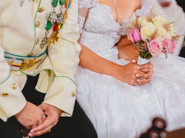 El matrimonio de Fabián y Zaira en Cartagena, Bolívar 17