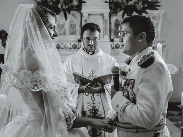 El matrimonio de Fabián y Zaira en Cartagena, Bolívar 18