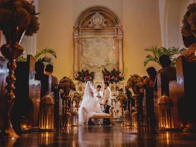 El matrimonio de Fabián y Zaira en Cartagena, Bolívar 19