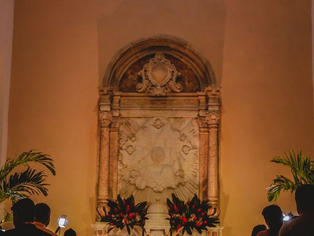 El matrimonio de Fabián y Zaira en Cartagena, Bolívar 20