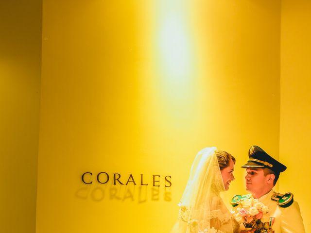 El matrimonio de Fabián y Zaira en Cartagena, Bolívar 25