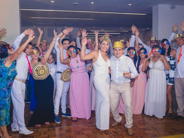 El matrimonio de Fabián y Zaira en Cartagena, Bolívar 31