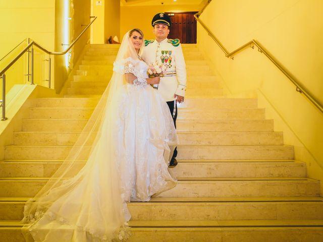 El matrimonio de Fabián y Zaira en Cartagena, Bolívar 34