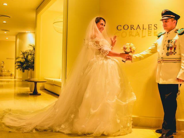 El matrimonio de Fabián y Zaira en Cartagena, Bolívar 35