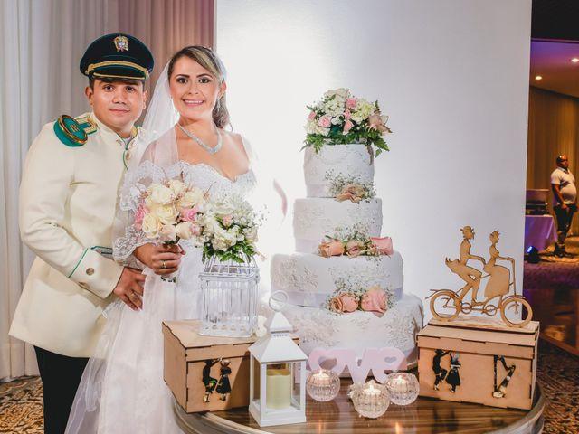 El matrimonio de Fabián y Zaira en Cartagena, Bolívar 39