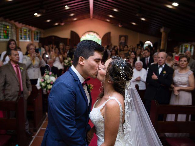 El matrimonio de Santiago y Alexandra en Medellín, Antioquia 6
