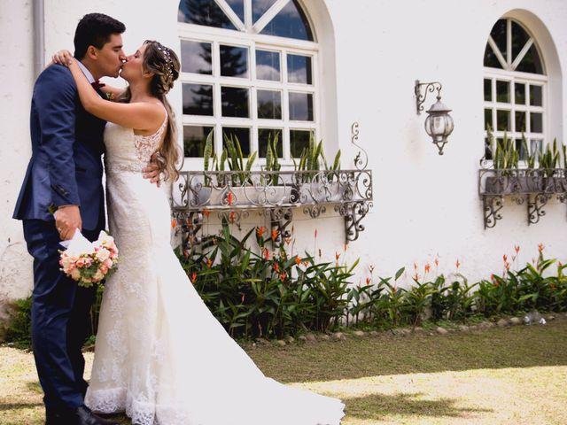 El matrimonio de Santiago y Alexandra en Medellín, Antioquia 7