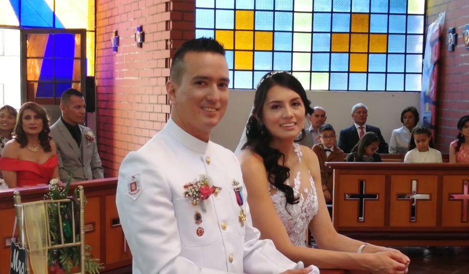 El matrimonio de Italo y Jenifer en Bogotá, Bogotá DC
