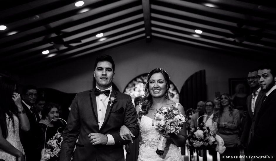 El matrimonio de Santiago y Alexandra en Medellín, Antioquia