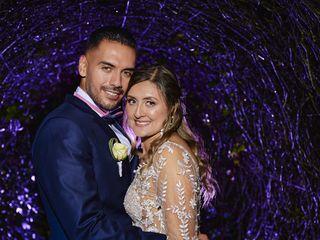 El matrimonio de Alisson y Marco