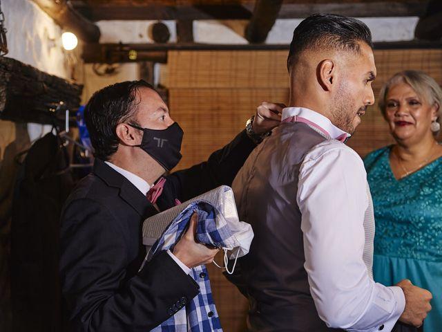 El matrimonio de Marco y Alisson en Subachoque, Cundinamarca 20