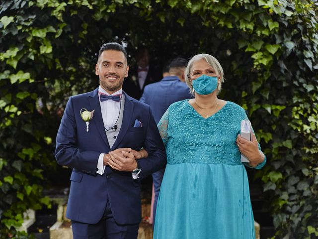 El matrimonio de Marco y Alisson en Subachoque, Cundinamarca 22