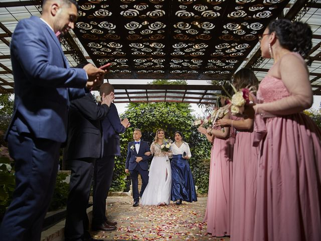 El matrimonio de Marco y Alisson en Subachoque, Cundinamarca 23