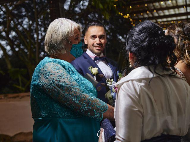 El matrimonio de Marco y Alisson en Subachoque, Cundinamarca 25