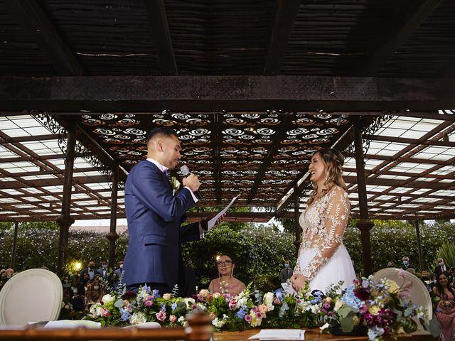 El matrimonio de Marco y Alisson en Subachoque, Cundinamarca 27