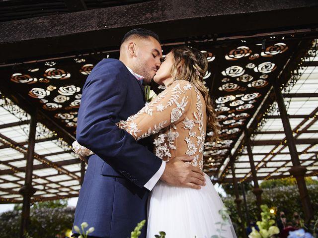 El matrimonio de Marco y Alisson en Subachoque, Cundinamarca 30