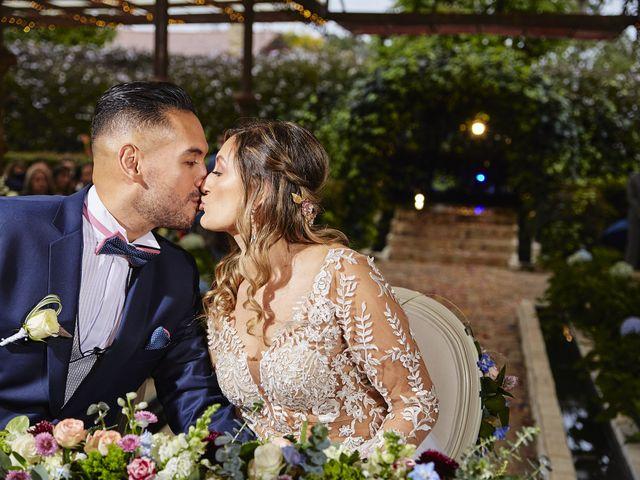 El matrimonio de Marco y Alisson en Subachoque, Cundinamarca 31