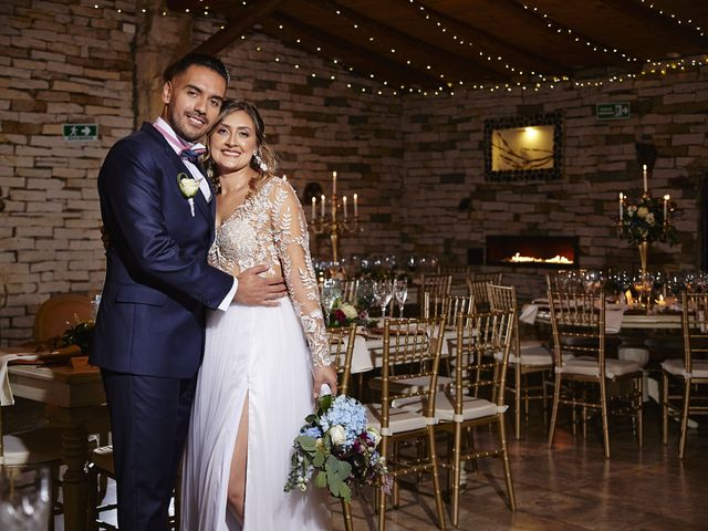 El matrimonio de Marco y Alisson en Subachoque, Cundinamarca 34