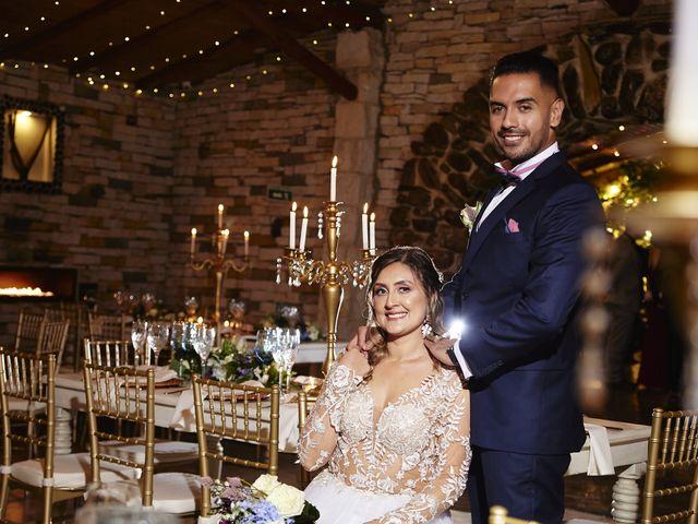 El matrimonio de Marco y Alisson en Subachoque, Cundinamarca 35