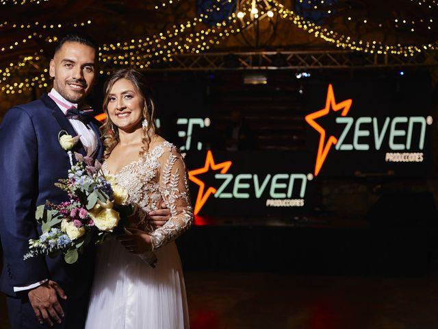 El matrimonio de Marco y Alisson en Subachoque, Cundinamarca 37