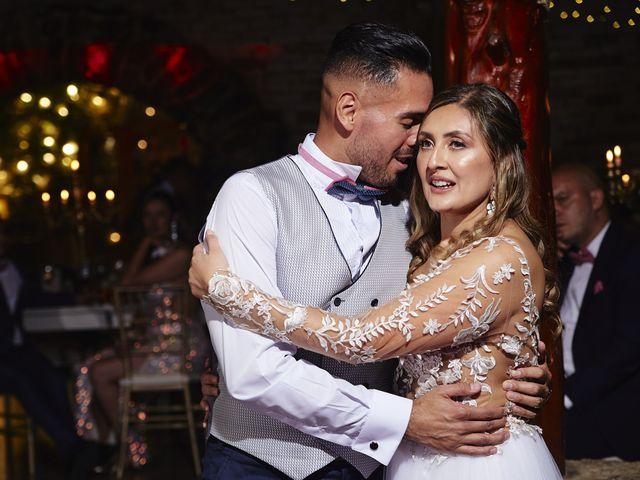El matrimonio de Marco y Alisson en Subachoque, Cundinamarca 45