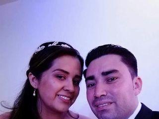 El matrimonio de Angela y Torres 2