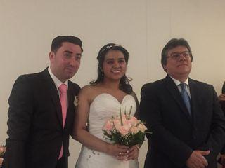 El matrimonio de Angela y Torres 3