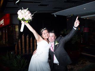 El matrimonio de Angela y Torres