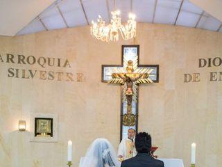 El matrimonio de Angelica y Camilo 2