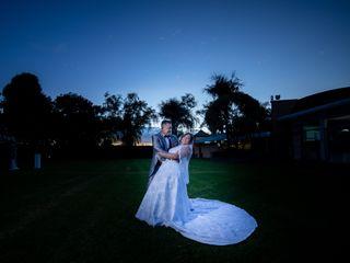 El matrimonio de Bernardo y Laura 1