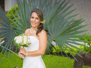 El matrimonio de Jenny y Luis Fernando 1