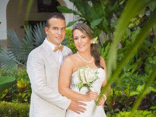 El matrimonio de Jenny y Luis Fernando 2