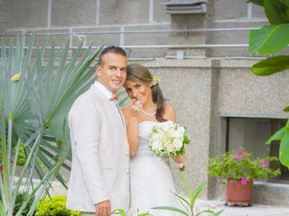 El matrimonio de Jenny y Luis Fernando 3