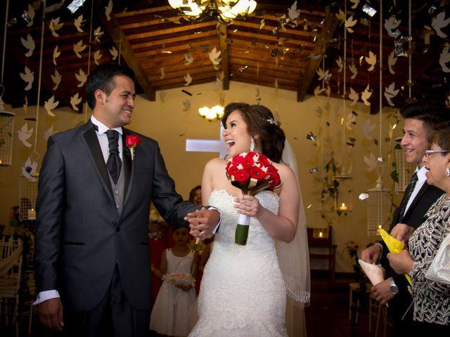 El matrimonio de Rolando y Patricia en Bogotá, Bogotá DC 16
