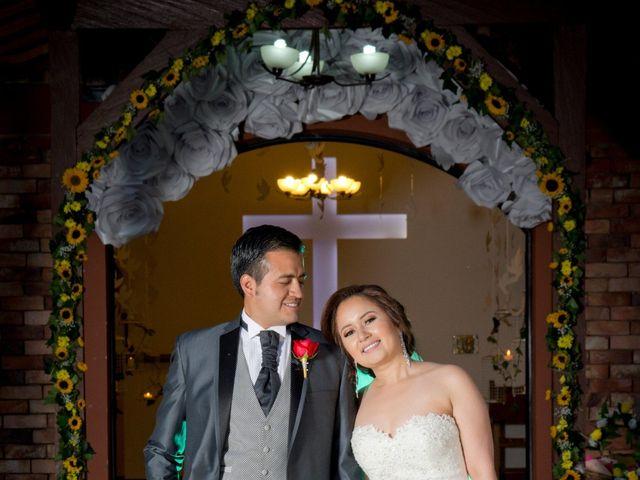 El matrimonio de Rolando y Patricia en Bogotá, Bogotá DC 19