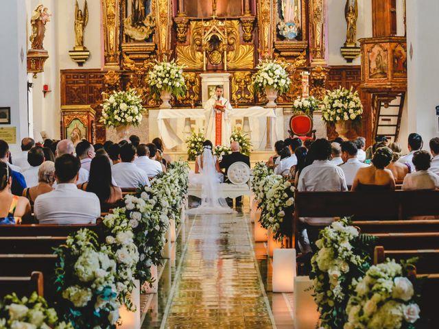 El matrimonio de Andrés y Carolina en Cartagena, Bolívar 13