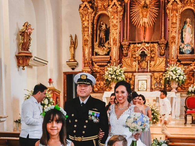 El matrimonio de Andrés y Carolina en Cartagena, Bolívar 14
