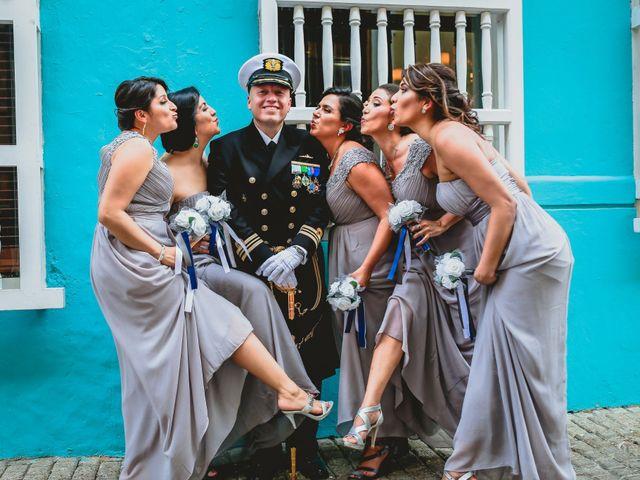 El matrimonio de Andrés y Carolina en Cartagena, Bolívar 17