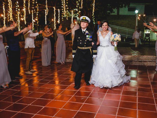 El matrimonio de Andrés y Carolina en Cartagena, Bolívar 22