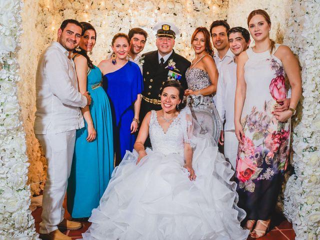 El matrimonio de Andrés y Carolina en Cartagena, Bolívar 26