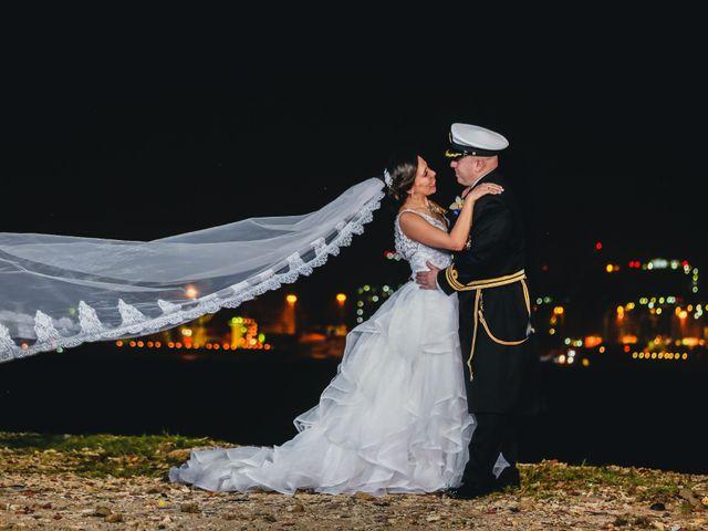 El matrimonio de Andrés y Carolina en Cartagena, Bolívar 28
